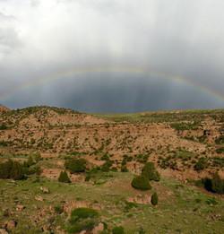 Rainbow at CB