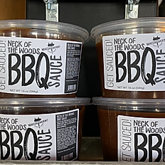Neck of the Wood (Mild) BBQ sauce