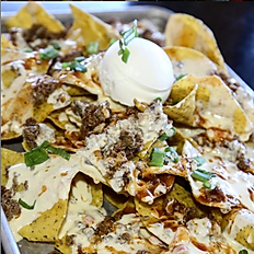 Up in Smoke Nachos