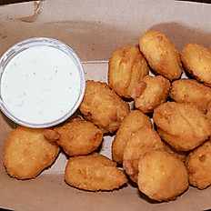 Golden Corn Nuggets