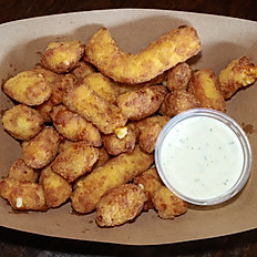 Breaded Cheese Curds
