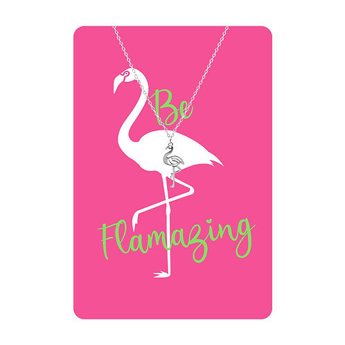 Keepsake Card Necklaces