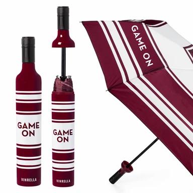 Game On Bottle Umbrella
