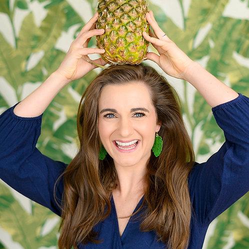 Palm Earring