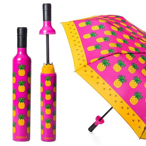 Pineapple Punch Bottle Umbrella
