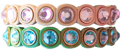 CZ Bracelet Set