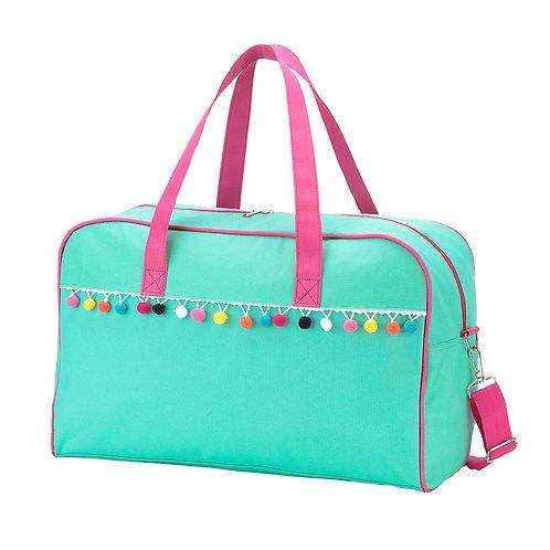 Pom-Pom Travel Bag