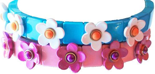Flower Power Bracelet Set