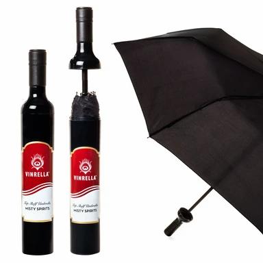 Misty Spirits Labeled Bottle Umbrella