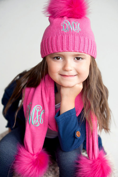 Kids' Bella Scarf