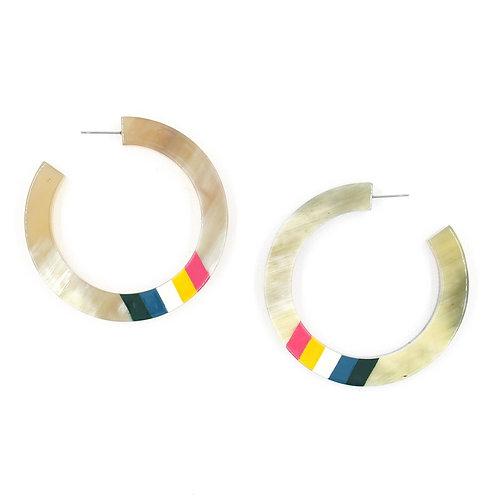 Hoops Rainbow Horn