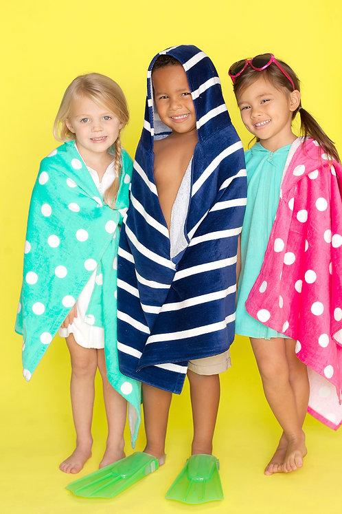 Kids' Hooded Towel