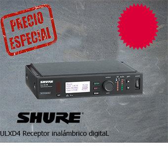 SHURE - UXLD4