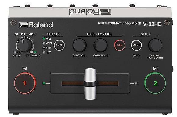 ROLAND - V02HD