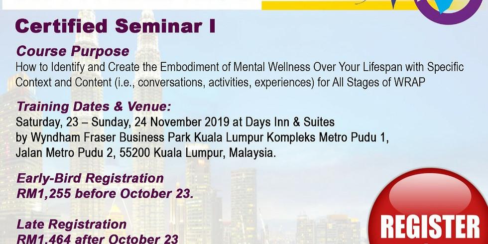 Certified Seminar by Citywellness