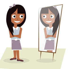 Helping girls deal with body image issues
