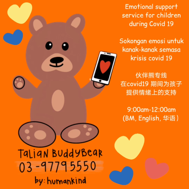 Emotional Support Service by Buddy Bear