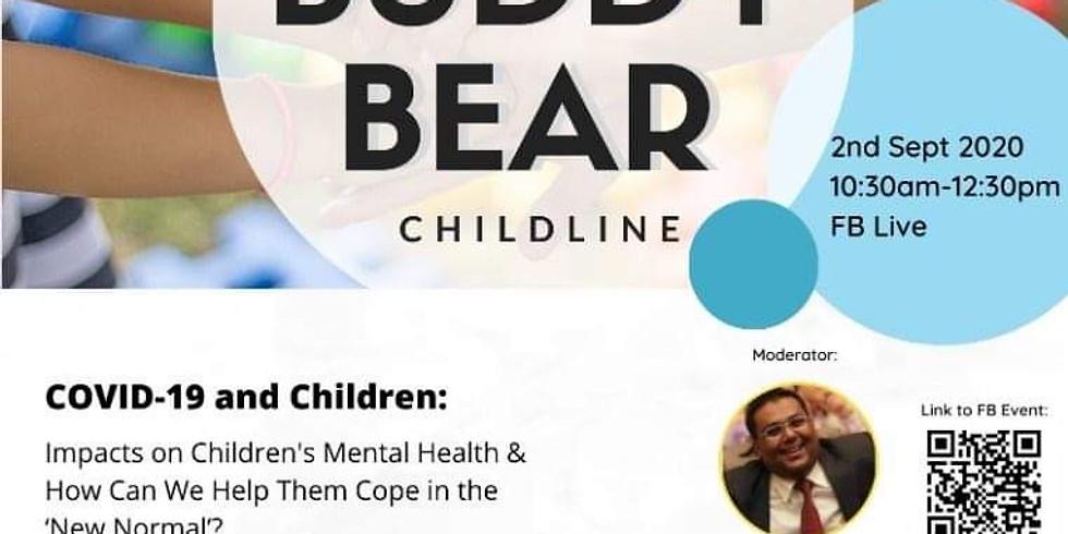 Childline: Digital Buddy Bear Launching