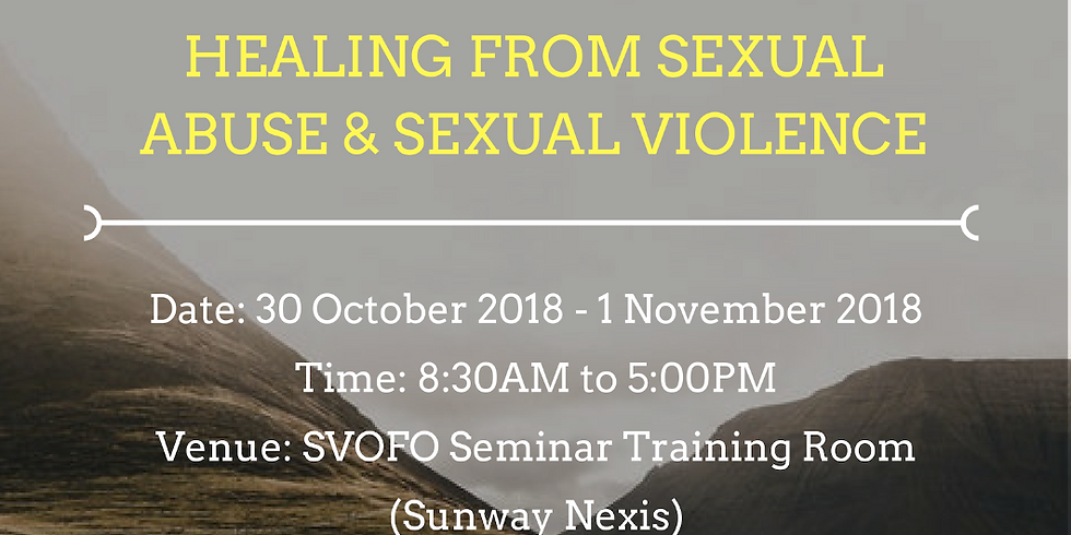 Principles and Practices of Safe Trauma Therapy: Healing from sexual abuse and sexual violence