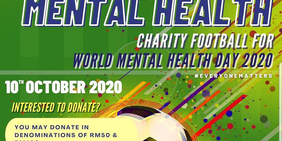 Kick for Mental Health