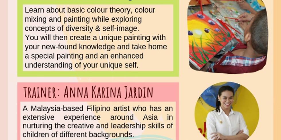 Painting Workshop: Celebrating Diversity Through Colours