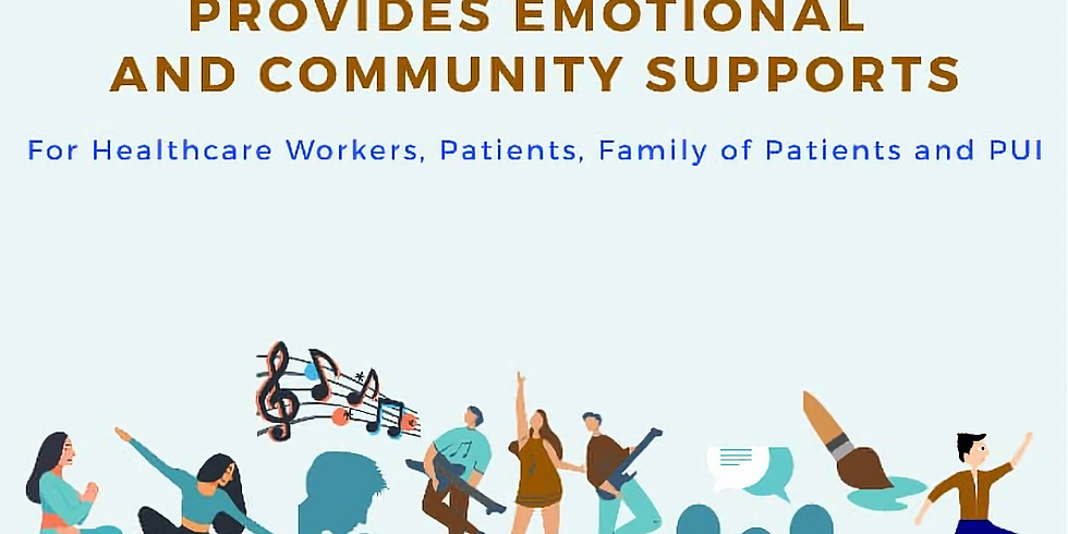 Safe Space - Providing emotional and community support