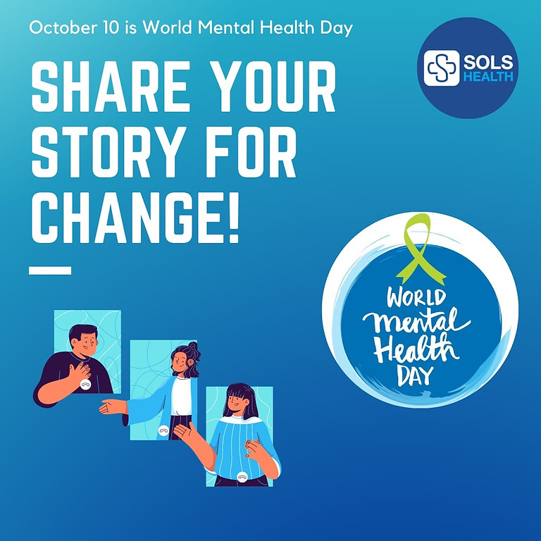 Share Your Story For  a Change