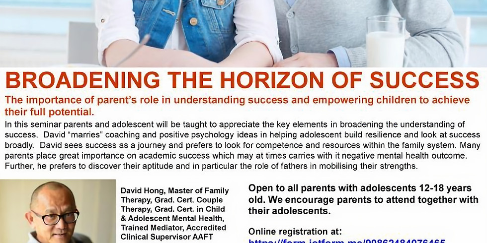 Broadening the horizon of Success