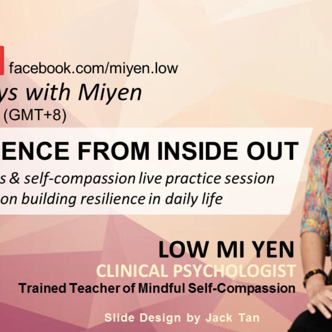 Tuesday with Mi Yen: Resilience From Inside Out