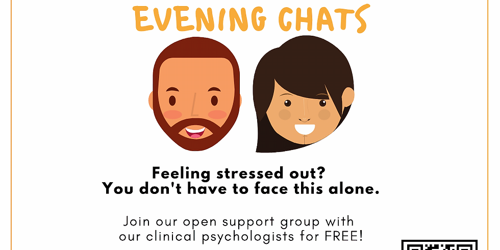Evening Chat by Relate Malaysia
