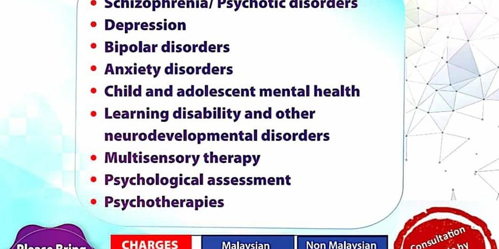 Psychiatrist Specialist Clinic