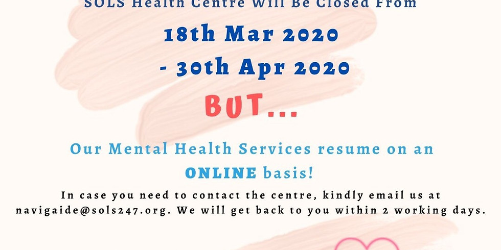 Online Mental Health Services by SOLS health