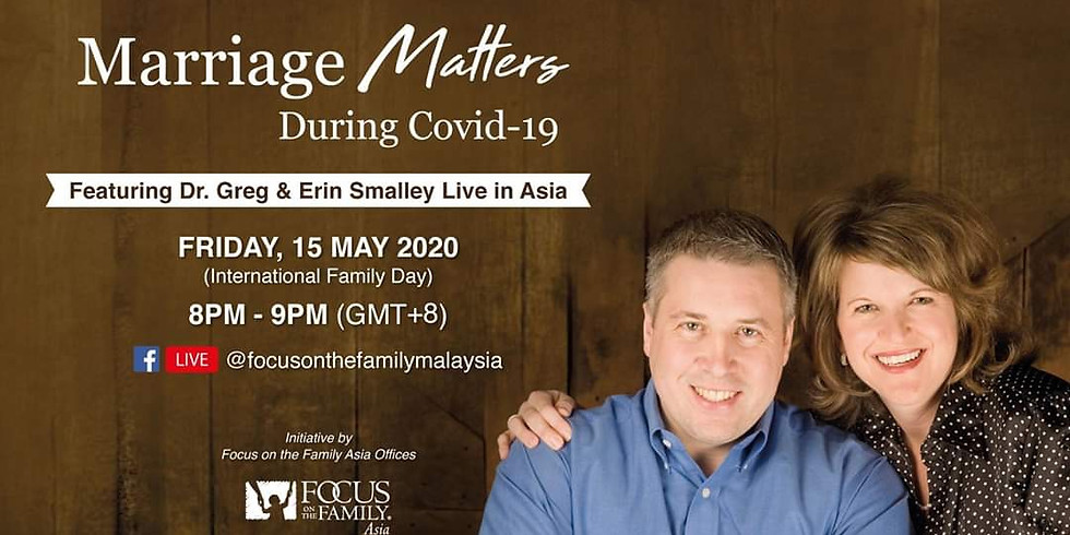 Marriage Matter During Covid-19