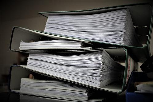 Policies and Procedures Document