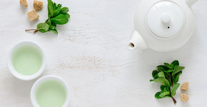 The Energetic Frequency of Green Tea