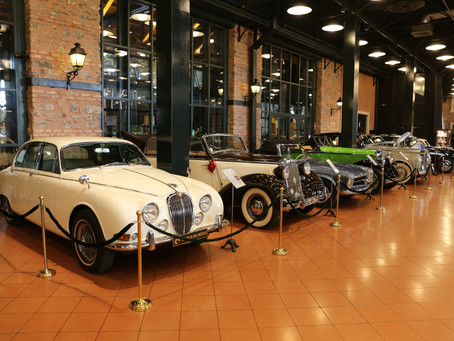 CEO's Ruminations: From Classic Cars to 747s to Hidden Art, We Trace Assets All Over The World.....