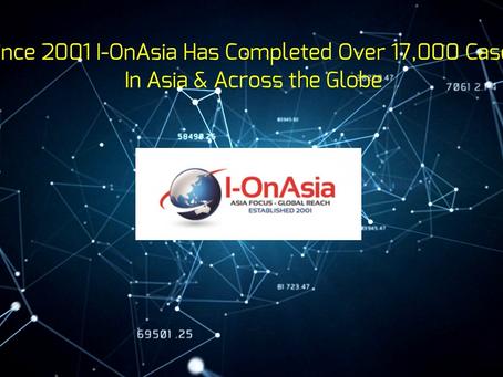 An I-OnAsia Snapshot