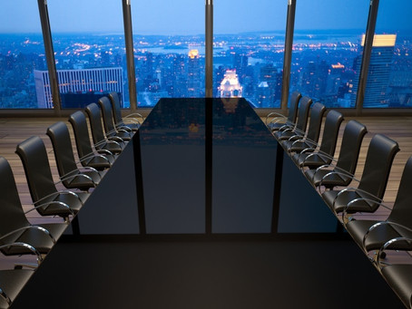 Navigating the Choppy Waters of Corporate Investigations......