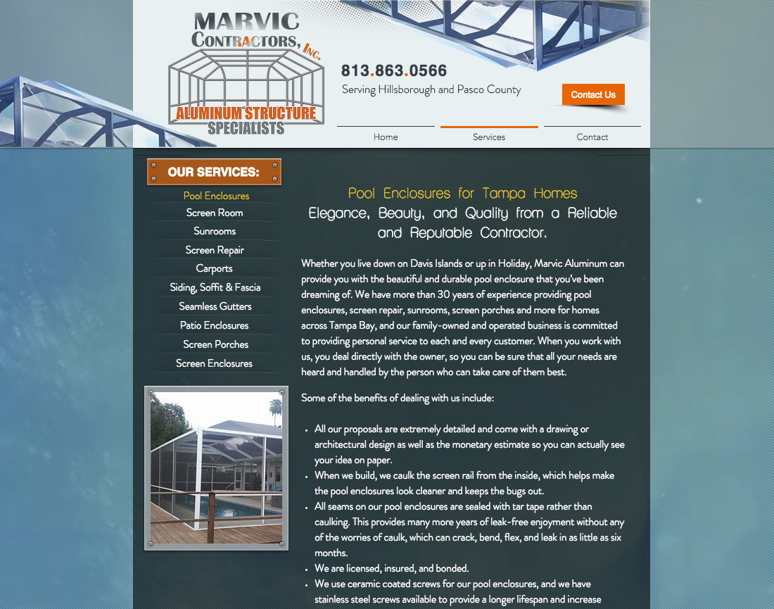 Marvic Contractors Inc