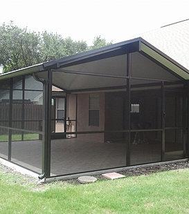 Marvic Aluminum Contractors Inc Screen Porches
