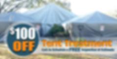 Tent Treatment, fumigations