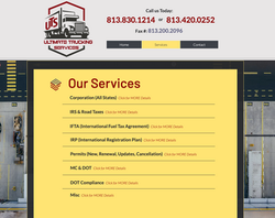 Ultimate Trucking Services