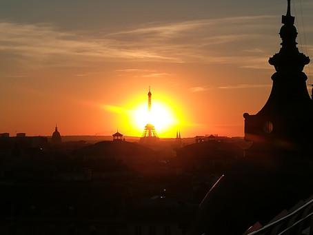 Paris, on t'aime….
