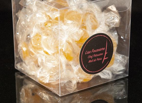 Boite de 150g de Bonbons au Miel de Paris