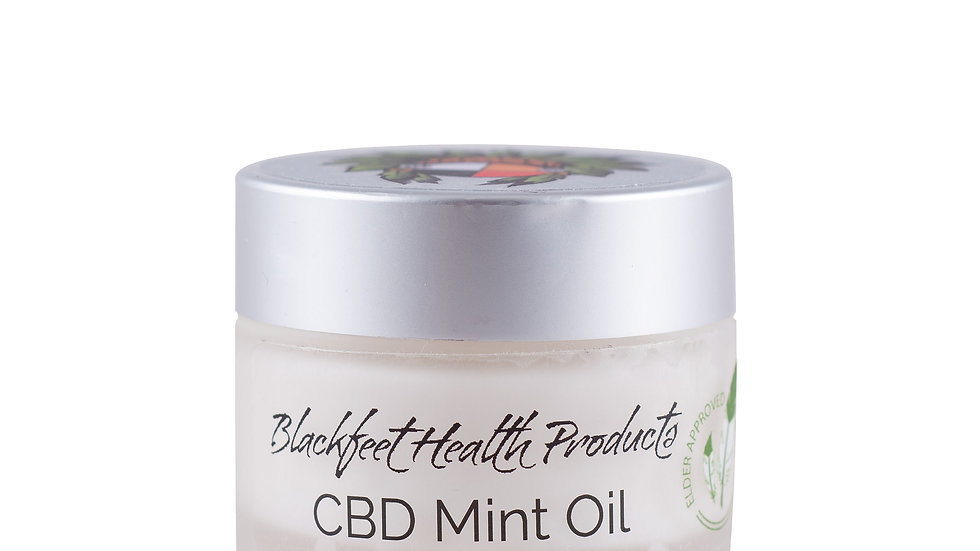 CBD Mint Oil Cream