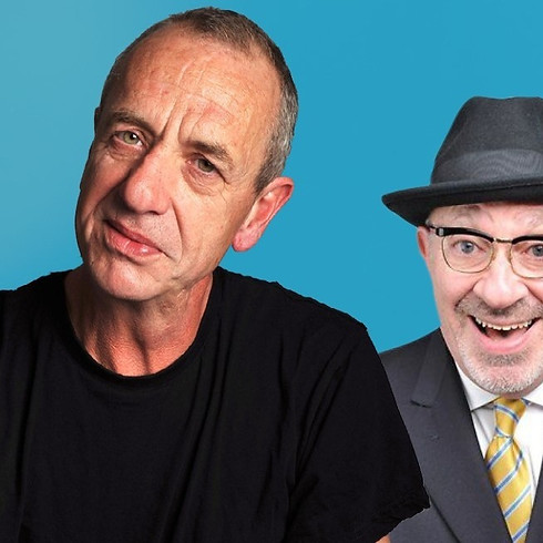 BRUNDALL Legends Of Laughter Arthur Smith & Sol Bernstein @ The Ram Inn