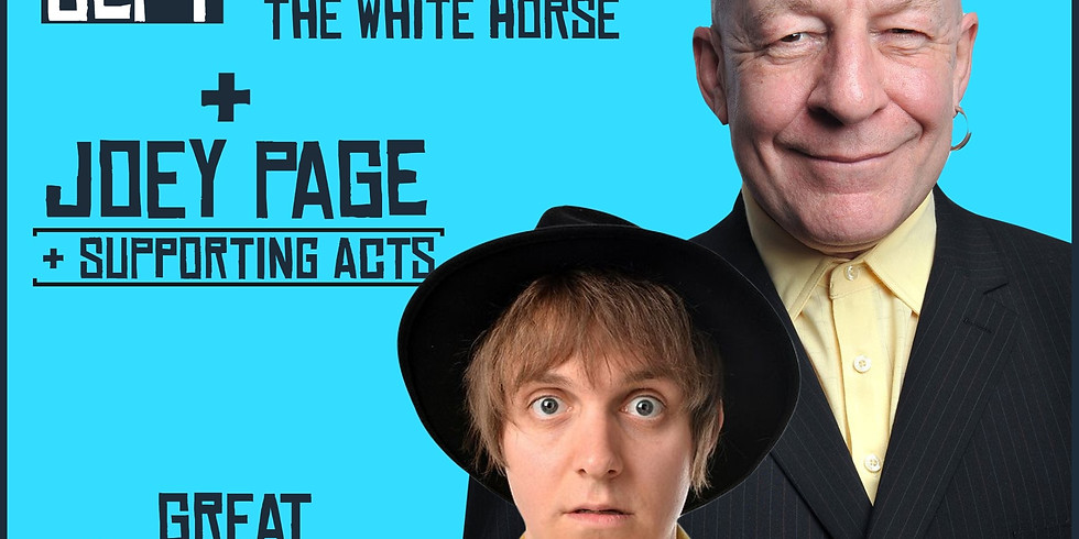 Jeff Innocent  + Joey Page