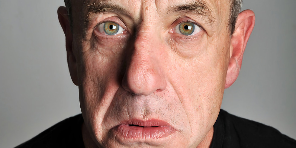 The legendary Arthur Smith Live in The Garden + Support Acts (1)