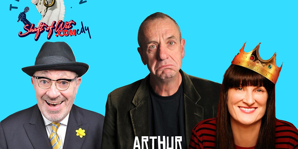 BRUNDALL Arthur Smith,  Sol Bernstein and Mary Bourke  @ The Ram Inn