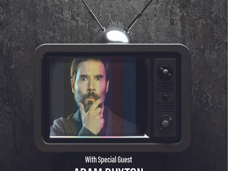Adam Buxton to visit The Tone Zone